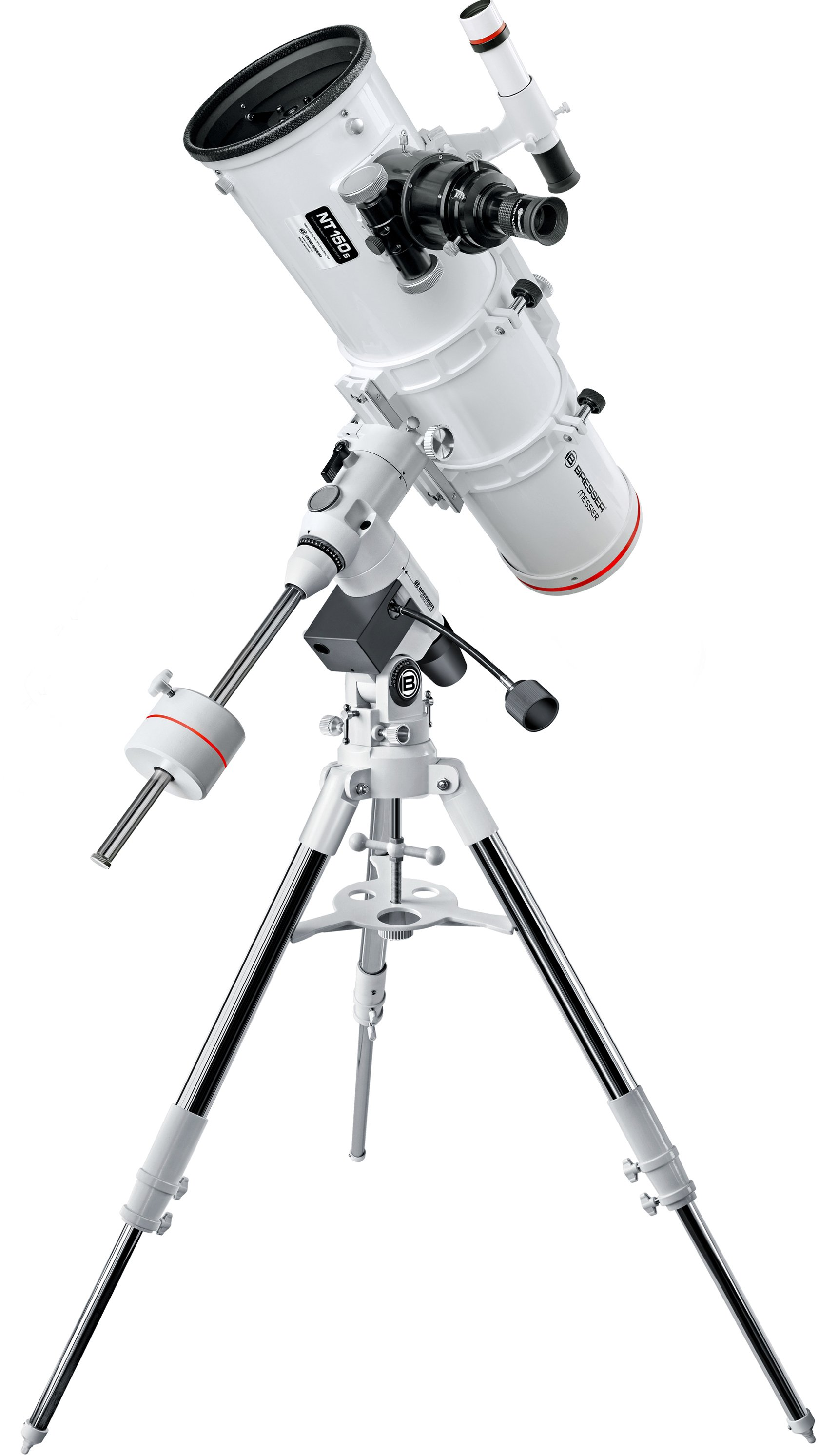 Bresser Messier NT-150S 150/750 with EXOS2