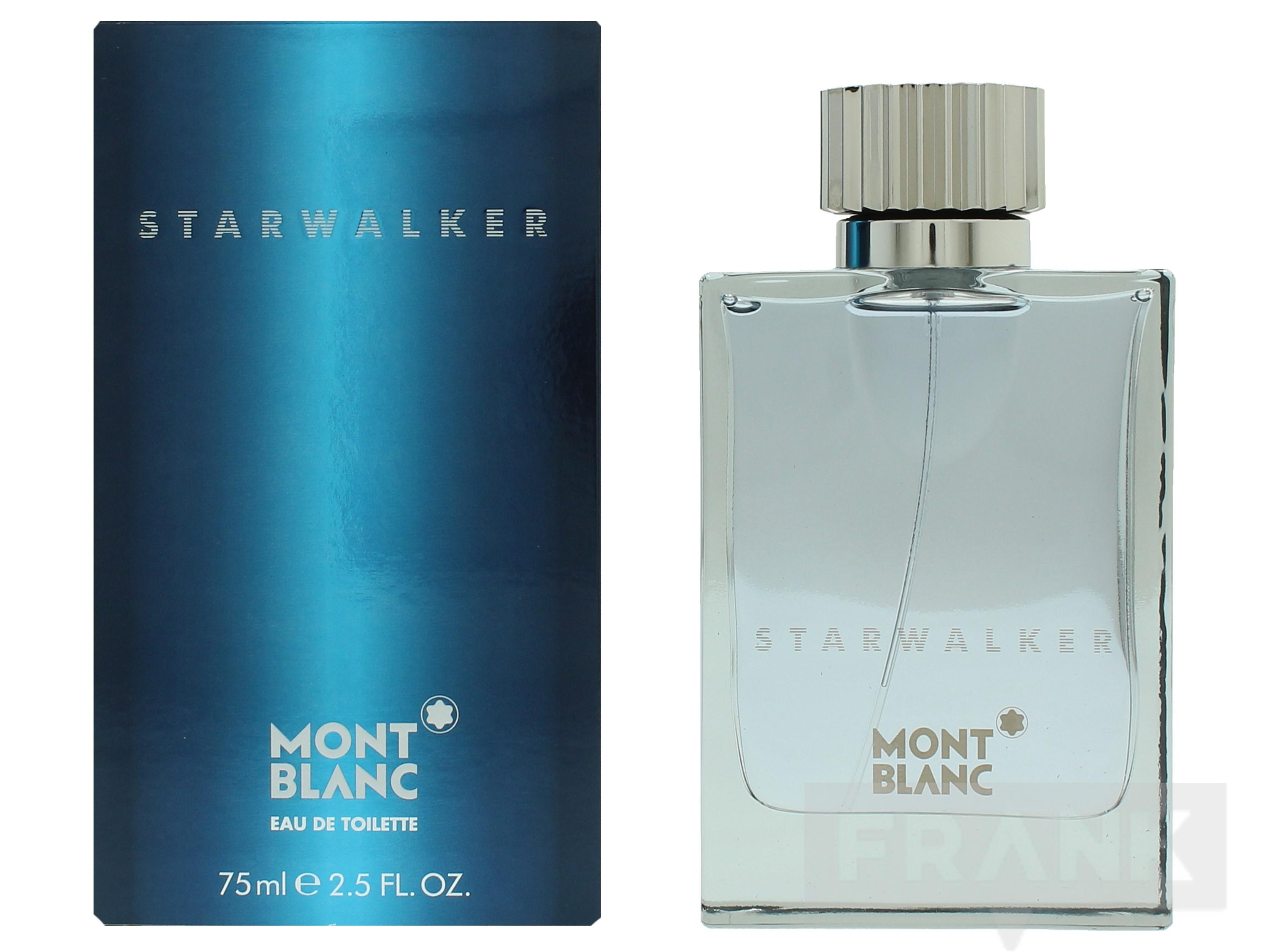 Mont Blanc Starwalker For Men Spray EDT