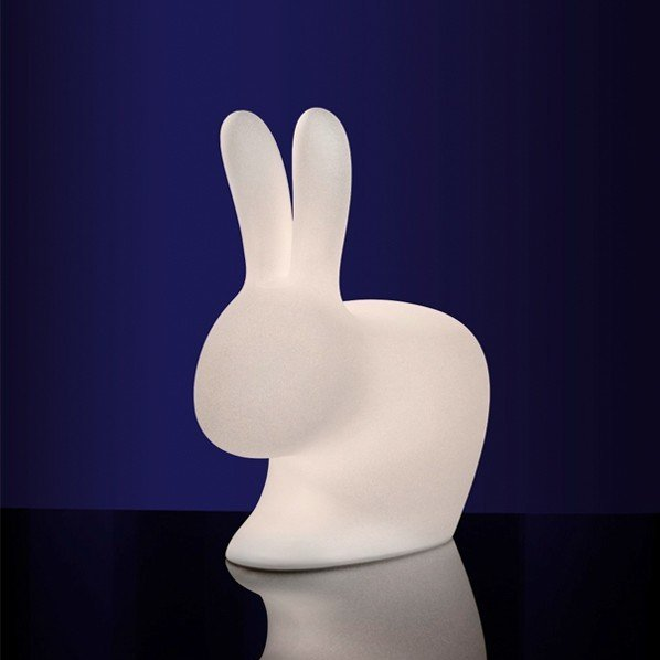 Qeeboo Rabbit Lamp Indoor