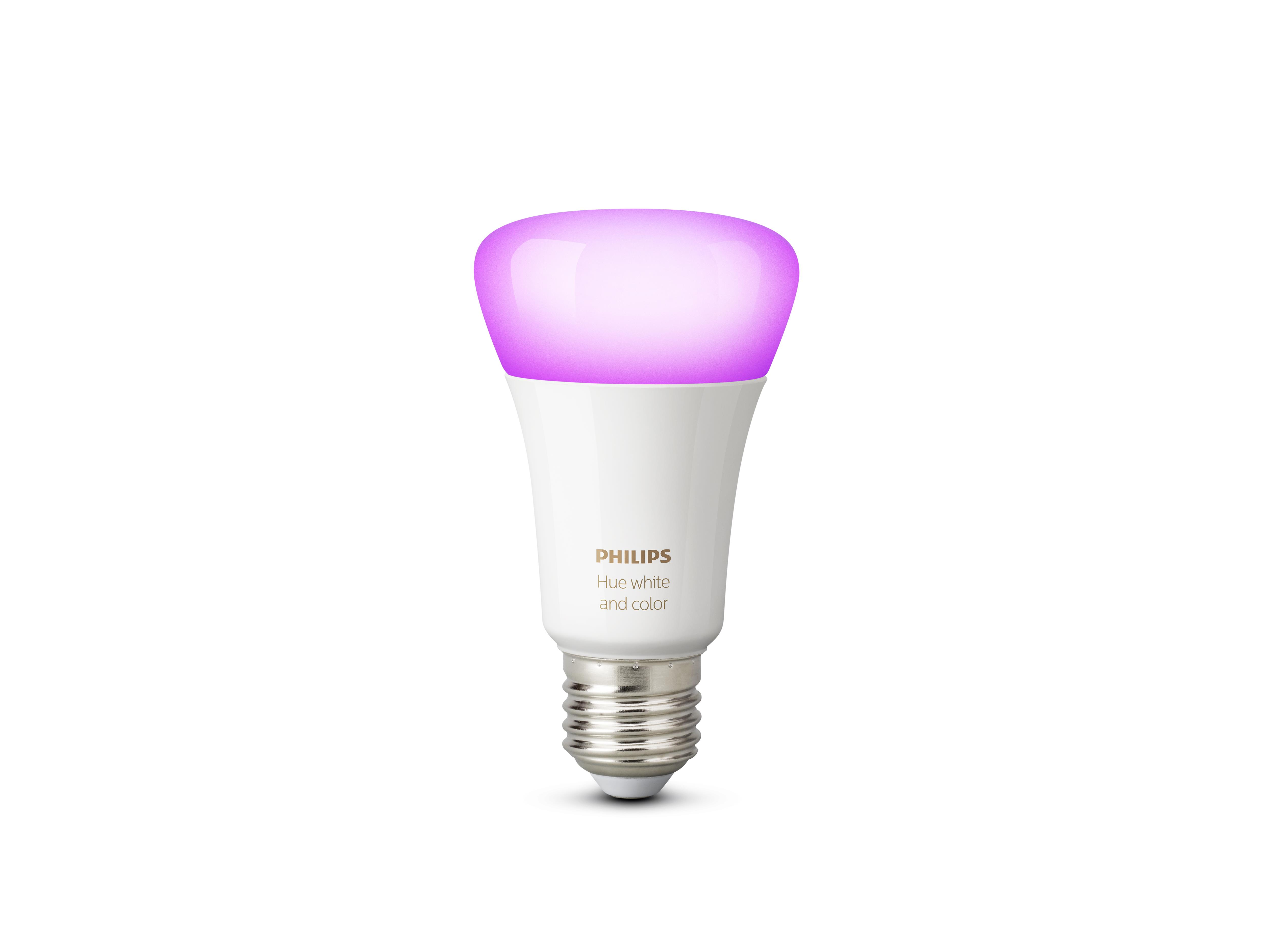 Philips Hue White and color ambiance E27 losse lamp